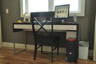 Scrivania In Legno Ikea : Idee per trasformare e modificare i mobili dellikea u2013 casa e trend