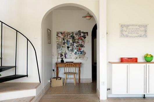 Idee e soluzioni per arredare l 39 angolo studio in casa Soluzioni per ingresso casa