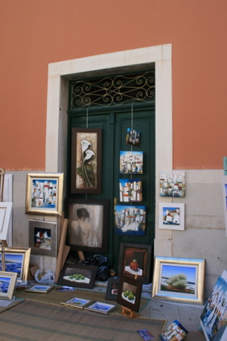 Sprehod po Rovinju in umetniška tržnica Grisia 2011