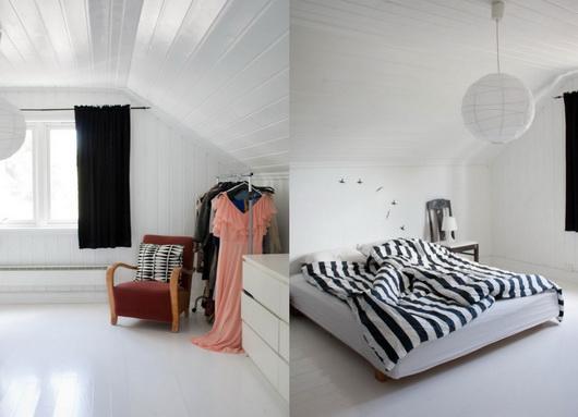 Il blog di Ifra Lahell è pieno di spunti per decorazioni semplici e una casa luminosa e colorata.