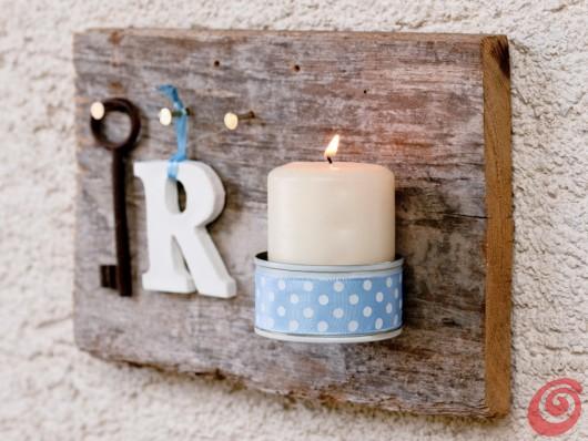 Le conserve si possono recuperare per farle diventare degli oggetti utili e decorativi.
