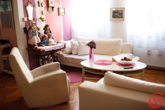 Arredare una casa romantica e femminile: la cucina, il salotto e la camera da letto