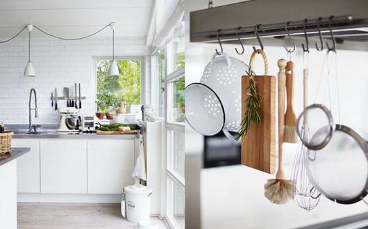 Abbiamo visitato il sito di Anna Kern, fotografa e stilista, trovandovi delle interessanti proposte per la cucina e la sala da pranzo.