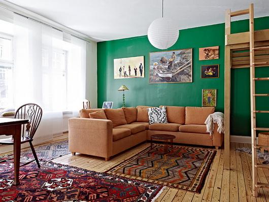 Soluzioni pratiche per appartamenti di piccole dimensioni