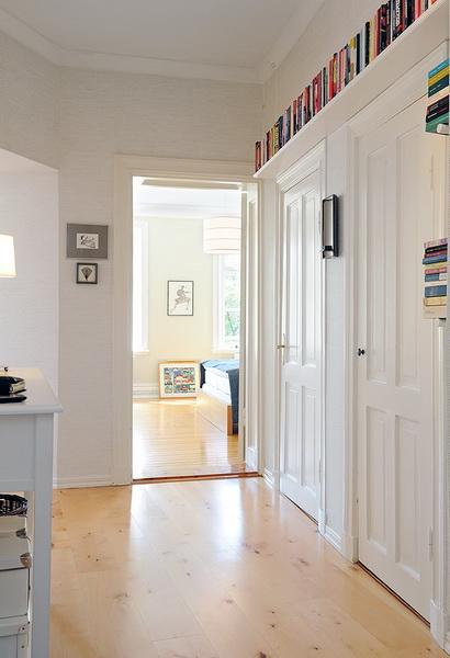 Come arredare un ingresso o un corridoio
