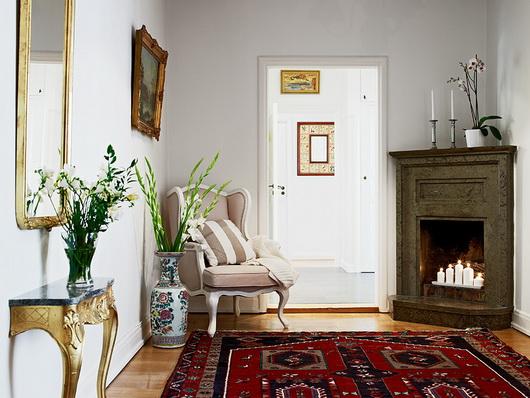 Come arredare un ingresso o un corridoio casa e trend for Ingresso casa classica