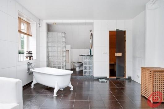 Vasca Da Bagno Zampe Di Leone : Arredare il bagno con una vasca freestanding u2013 casa e trend