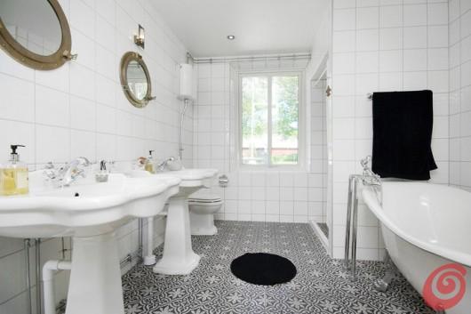 Le vasche da bagno freestanding sono trendy!