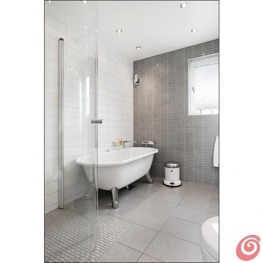 Arredare il bagno con una vasca freestanding casa e trend - Vasche da bagno retro ...