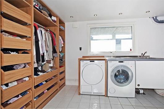 Arredare la lavanderia in casa casa e trend - Mobili per lavanderia di casa ...