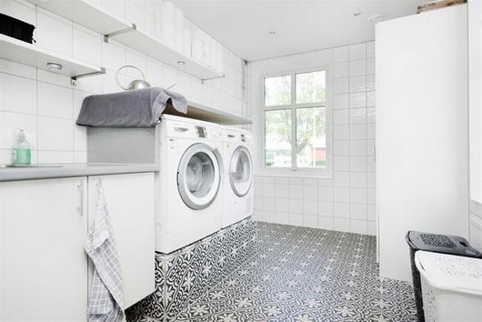 Vano Lavanderia In Bagno : Arredare la lavanderia in casa u2013 casa e trend
