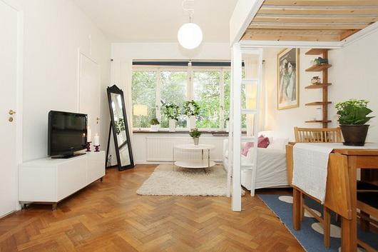 Arredare un salotto con zona notte – Casa e Trend
