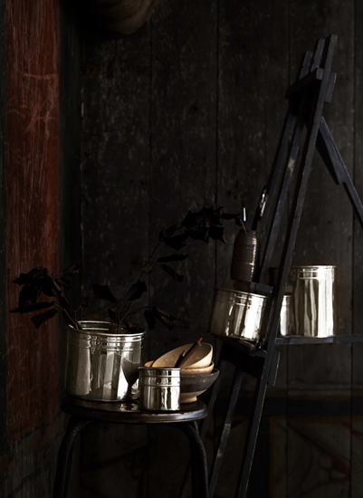 La casa danese TineK sorprende con la sua collezione per l'autunno inverno 2011.