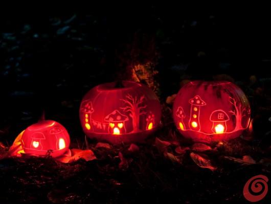 Addobbi per la notte di Halloween