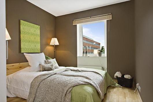 Do zanimive spalnice z domiselnimi dodatki dom in stil - Tinteggiare la camera da letto ...