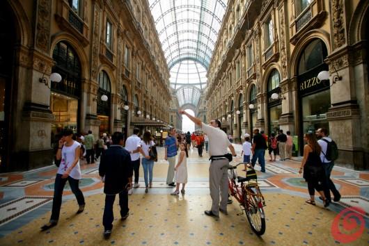 Milano, mesto, moda, lokali, zanimovosti