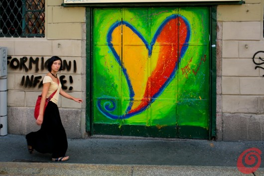 Milanske sobote in obvezni bolšjak