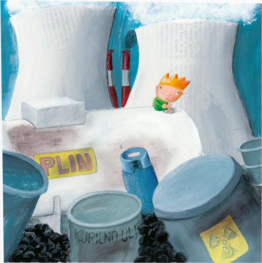 Gli illustratori del Calendario di Casa e Trend, maggio - Chiara Sepin