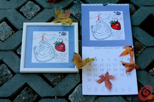 Gli illustratori del Calendario di Casa e Trend, luglio - Sanja Janša