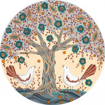 Dom in stilovi ilustratorji, februar - Petra Kern