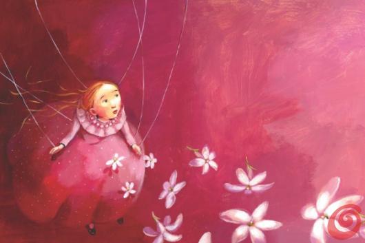 Ilustratorji s koledarja, marec - Polona Lovšin