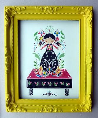Gli illustratori del Calendario di Casa e Trend, giugno - Suzana Šlebir