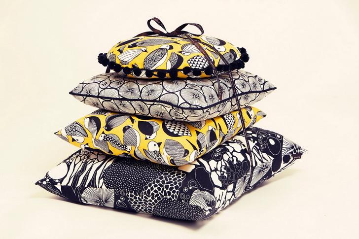 I trend per il 2012 - i tessili scandinavi di Bantie
