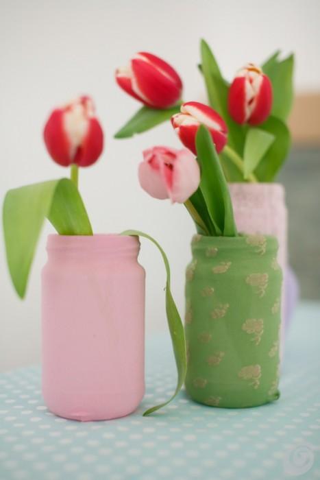 Cambiare aspetto ai vasi