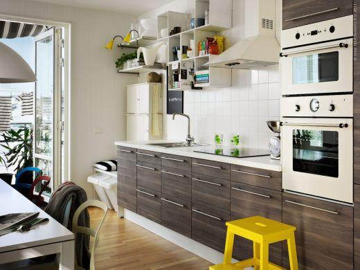 Kuhinje ikea dom in stil for Ikea mensole cucina