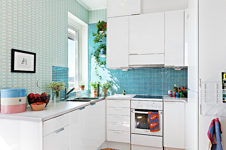 Beautiful Rivestimenti Cucina Mosaico Ideas - Acomo.us - acomo.us