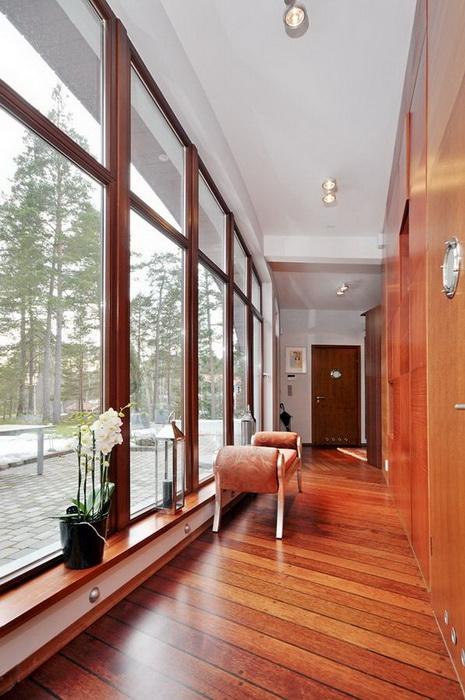 Una casa con una pianta irregolare casa e trend - Finestre per barche ...
