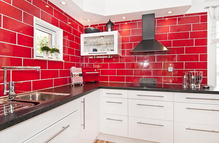 Le cucine moderne colorate – Casa e Trend