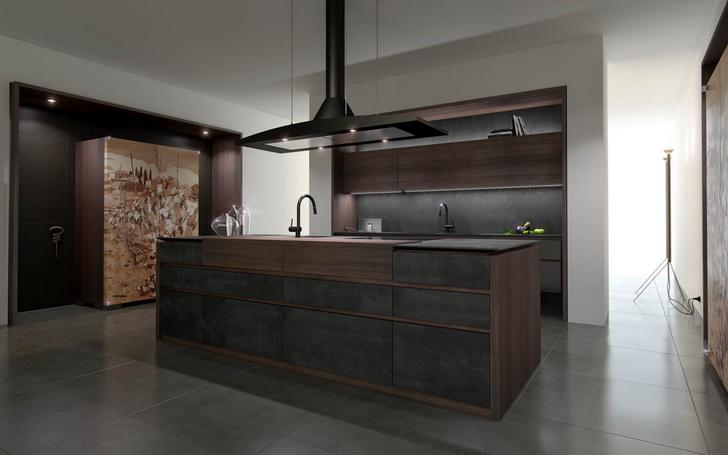 Il salone del mobile 2012 cucine contemporanee per tutti i gusti casa e trend - Cucine toncelli ...
