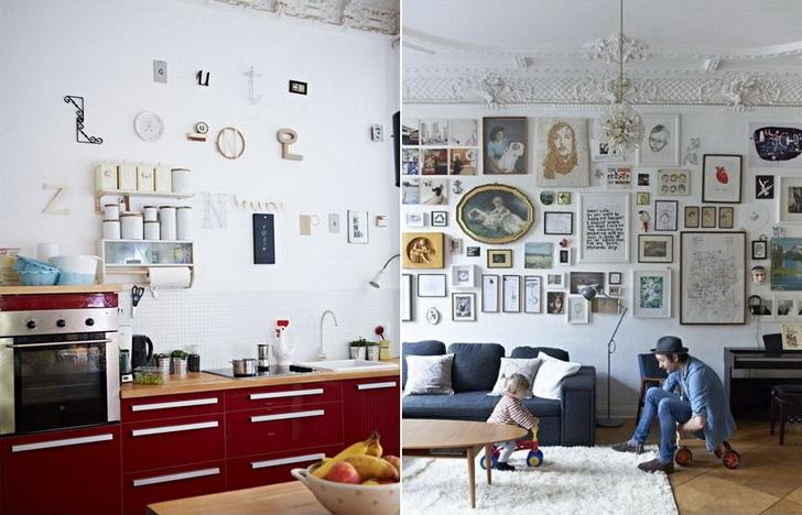 Le chicche di casa e trend casa e trend for Foto di case arredate