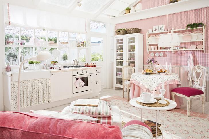 la casa in rosa proposta dall' ikea ? casa e trend - Soggiorno Bianco E Rosa