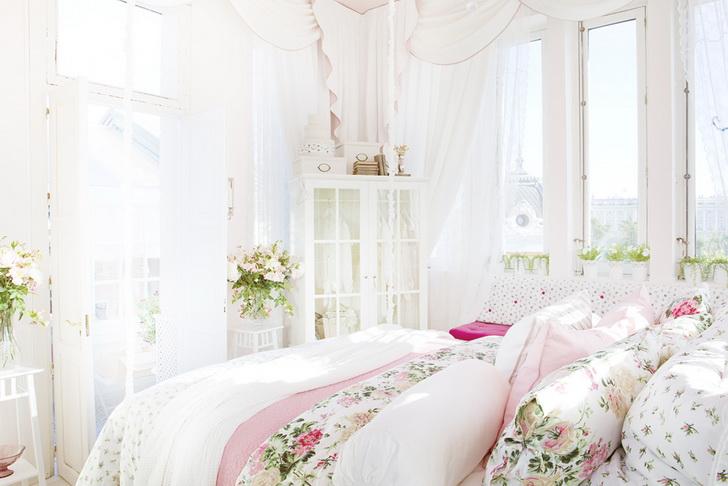 La casa in rosa proposta dall 39 ikea casa e trend - Casa stile romantico ...