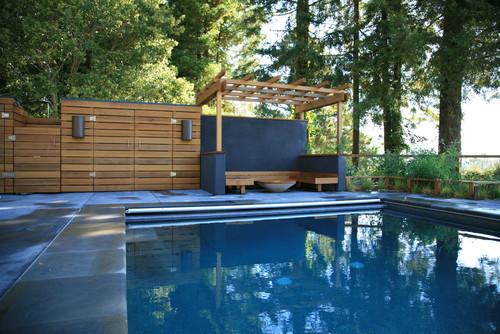 Metti una piscina in giardino casa e trend for Acqua salon boston