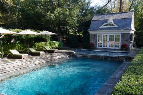 Metti una piscina in giardino casa e trend - Piscina smontabile ...