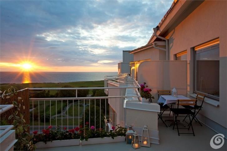 Rinnovare il balcone e il terrazzo con i colori – Casa e Trend