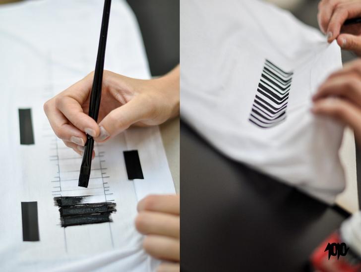 Top La maglietta con la stampa fai da te – Casa e Trend VD49