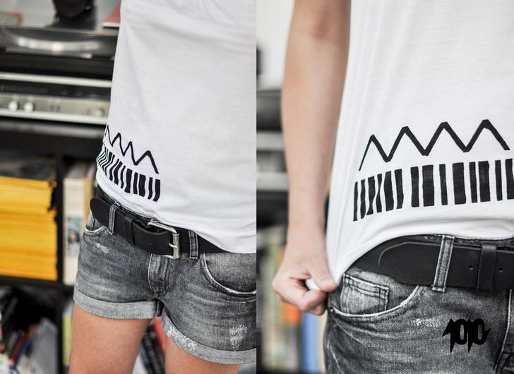 Eccezionale La maglietta con la stampa fai da te – Casa e Trend PD06