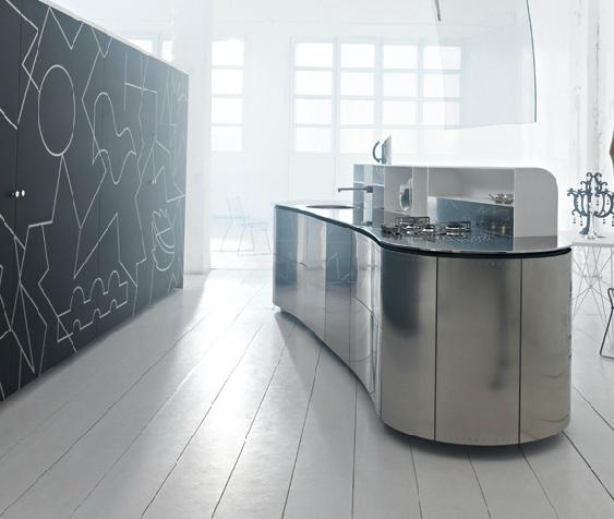 Le cucine di alessi casa e trend for Cucine gran casa