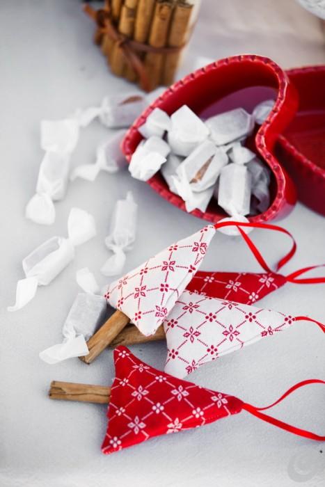 Eccezionale Addobbi natalizi – l'alberello di tessuto – Casa e Trend AS61
