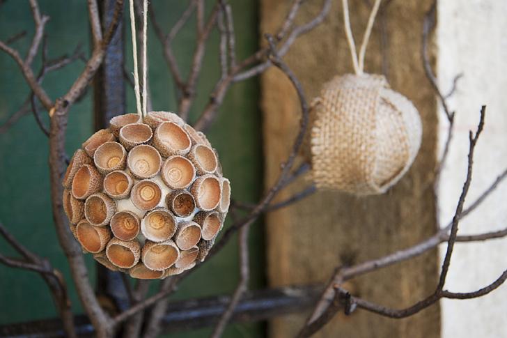 Lavoretti Di Natale Con Materiali Naturali.Addobbi Di Natale Con I Materiali Naturali Casa E Trend