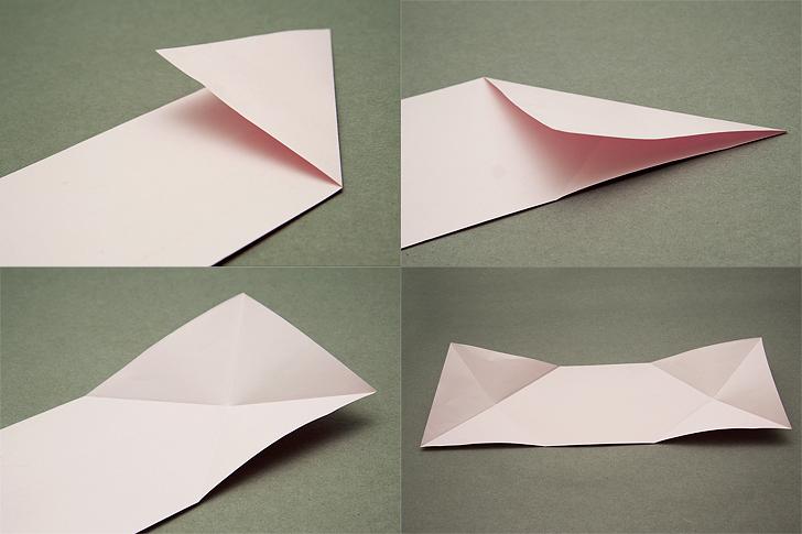 spesso Il biglietto origami a forma di cuore – Casa e Trend DX03