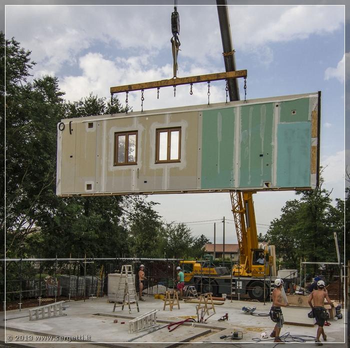 Costruire una casa prefabbricata in tempo di crisi i - Prefabbricato casa ...