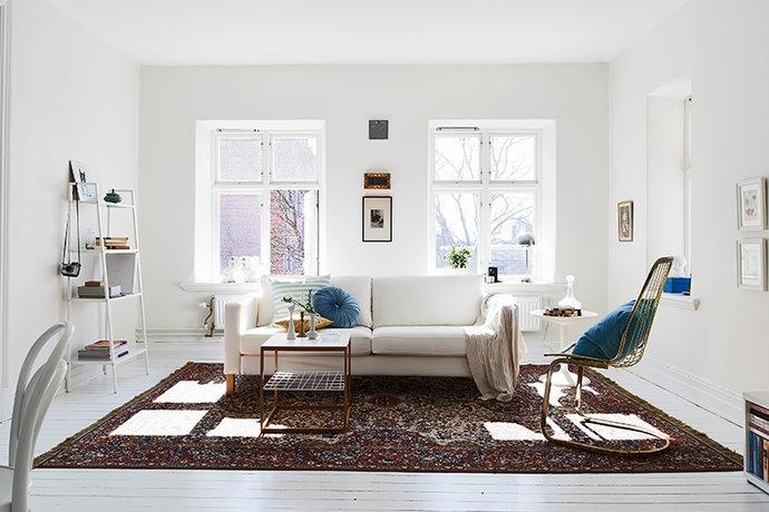 Tappeti orientali belli e online casa e trend - Arredare con i tappeti ...