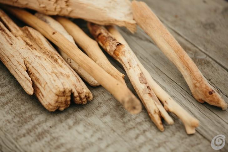 legno spiaggiato fai da te driftwood diy