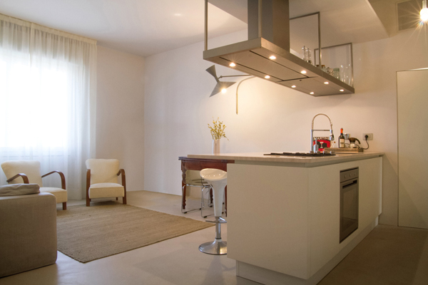 60 mq senza rinunciare ad una cucina con isola casa e trend - Cucina a elle con isola ...