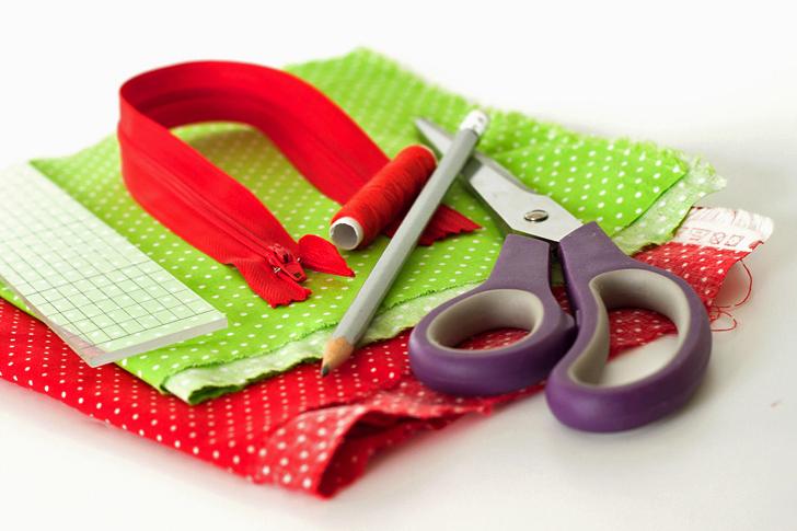 Molto Idee regalo Natale fai da te, la borsetta per il trucco – Casa e Trend MC16